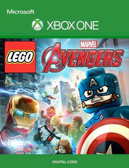 LEGO Marvel's Vingadores XBOX ONE MIDIA DIGITAL