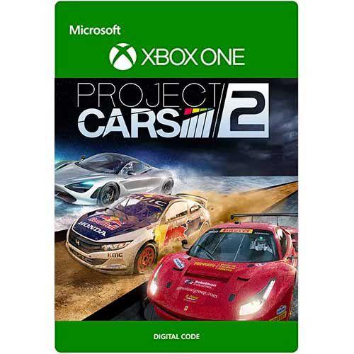 Project CARS 2 Xbox One Mídia Digital