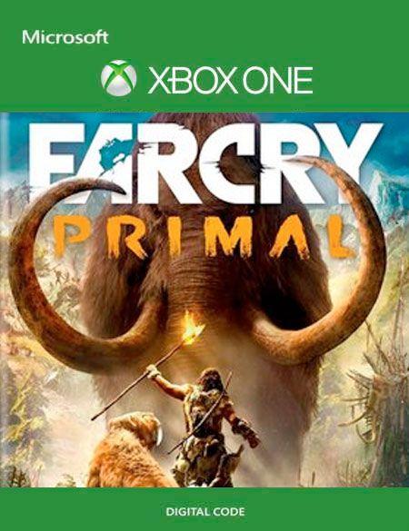 Far Cry Primal XBOX ONE MÍDIA DIGITAL