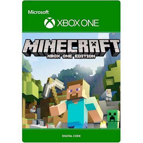 Minecraft Xbox One Midia Digital