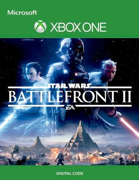 STAR WARS Battlefront II Xbox One Midia Digital