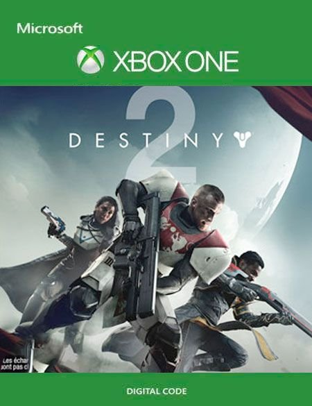 Destiny 2 Xbox One Midia Digital