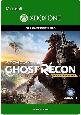 Tom Clancy's Ghost Recon Xbox One Código Digital 25 Dígitos