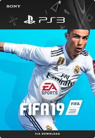 Fifa 19 Ps3 Mídia Digital