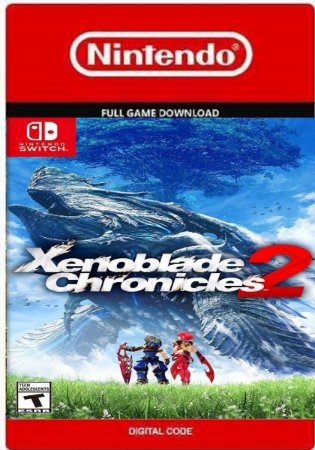 XENOBLADE CHRONICLES 2 US NINTENDO SWITCH CÓDIGO DIGITAL