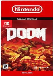 DOOM US NINTENDO SWITCH CÓDIGO DIGITAL ESHOP