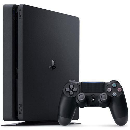 Playstation 4  Slim 500 GB + 1 Jogo - Bivolt Console Playstation