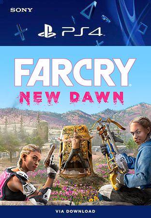 Far Cry New Dawn Ps4 Mídia Digital Primária Original