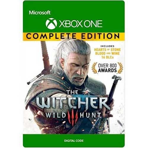 THE WITCHER 3: WILD HUNT COMPLETE EDITION XBOX ONE MÍDIA DIGITAL