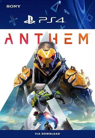 Anthem  Ps4 Mídia Digital
