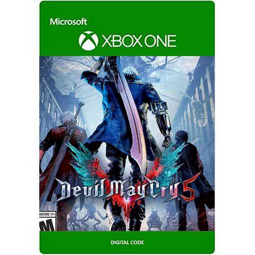 Devil May Cry 5 Xbox One  Mídia Digital Original