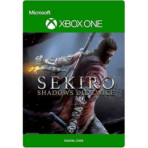 Sekiro: Shadows Die Twice Xbox One Mídia Digital Original
