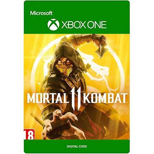 Mortal Kombat 11 Xbox One Mídia Digital