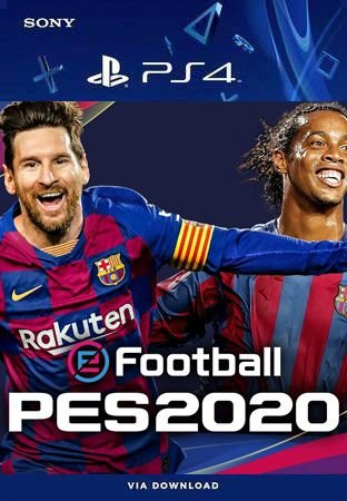 PES 2020 Pro Evolution Soccer 20 Ps4 Mídia Digital