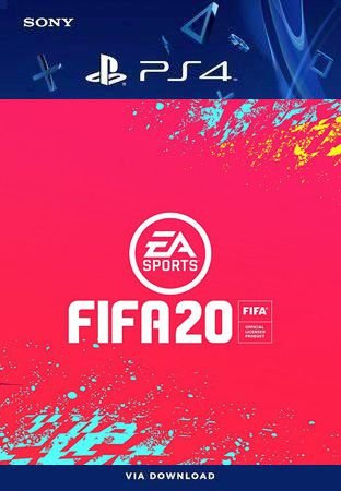 FIFA 20 Ps4 Mídia Digital