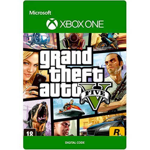 Grand Theft Auto V: Edição Online Premium Xbox One Mídia Dígital