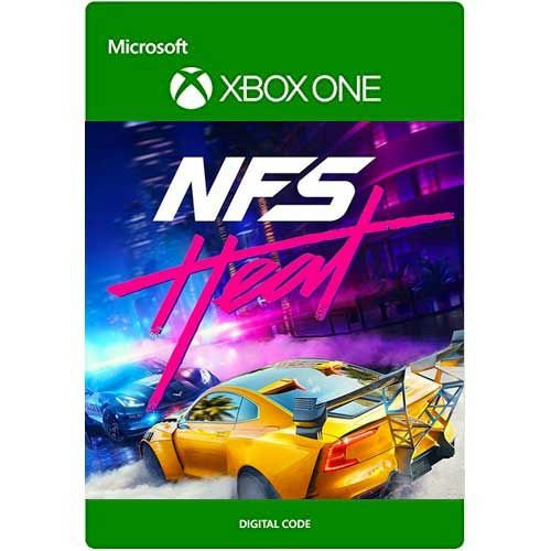 Need for Speed Heat Xbox One Midia Digital