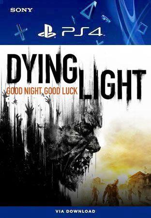 Dying Light Ps4 Midia Digital
