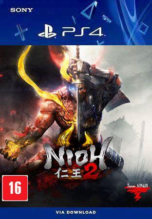 Nioh 2 Ps4 Midia Digital