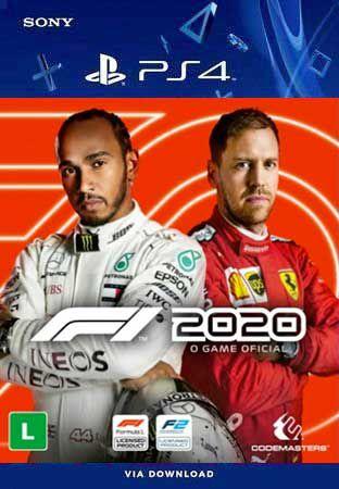 F1 2020  Ps4 Midia Digital