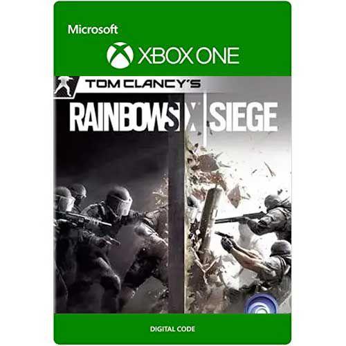 Tom Clancy's Rainbow Six Siege Deluxe edition Xbox One Mídia Digital