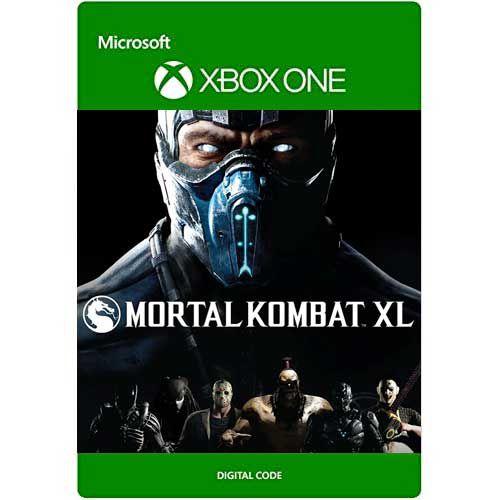 Mortal Kombat XL Xbox One Midia Digital