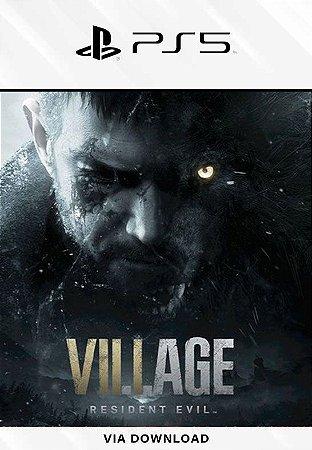 Resident Evil Village Ps5 Midia Digital