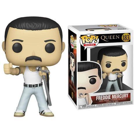 Funko Pop! Queen Freddie Mercury Radio Gaga #183