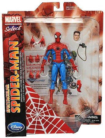 Homem Aranha ( Spider Man Spetacular ) - Marvel Select Diamond