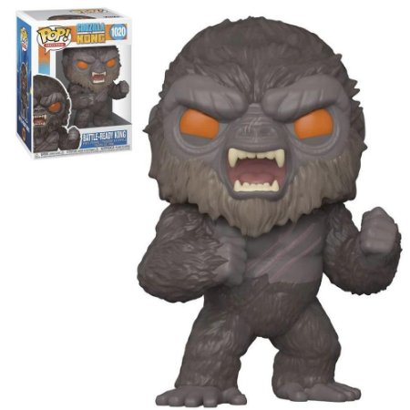 Funko Pop! Battle Ready Kong: Godzilla vs. Kong #1020