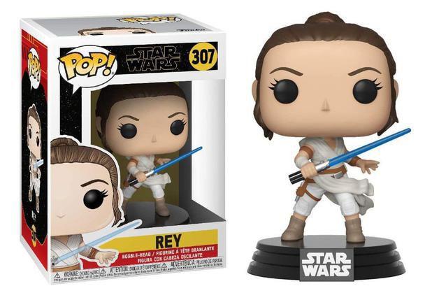 Funko Pop! Rey #307 - Star Wars Rise Of Skywalker