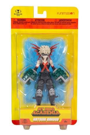 Katsuki Bakugo 13cm Figure My Hero Academia McFarlane - Bandai
