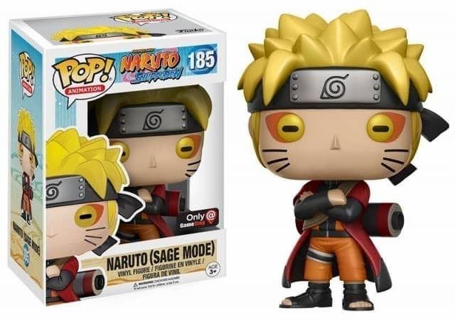 Funko POP Naruto (Sage mode) 185 Naruto