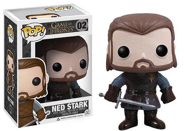 Funko POP Ned Stark 02 Game of Thrones