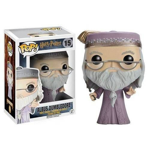 Funko POP Dumbledore 15 Harry Potter