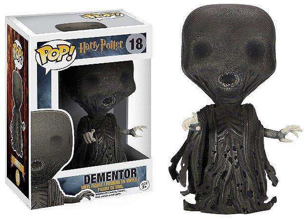 Funko POP! Dementador  (Dementor) - Harry Potter #18