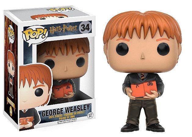 Funko POP George Weasley 34 Harry Potter
