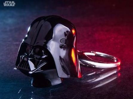 Star Wars - Chaveiro Darth Vader - Iron Studios