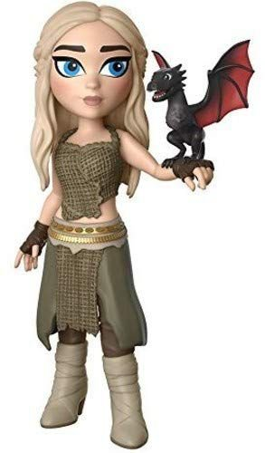 Rock Candy Daenerys Targaryen: Game of Thrones - Funko