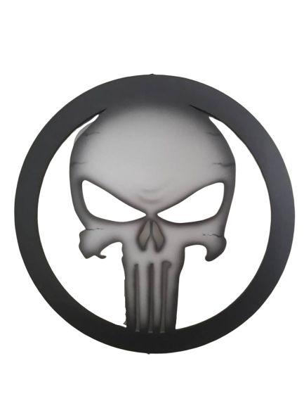Luminária- Punisher- Justiceiro