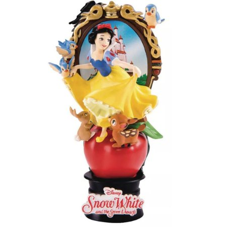 Beast Kingdom  Branca de Neve- Snow White- Diorama 013
