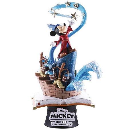 Diorama- Disney Mickey 80 anos