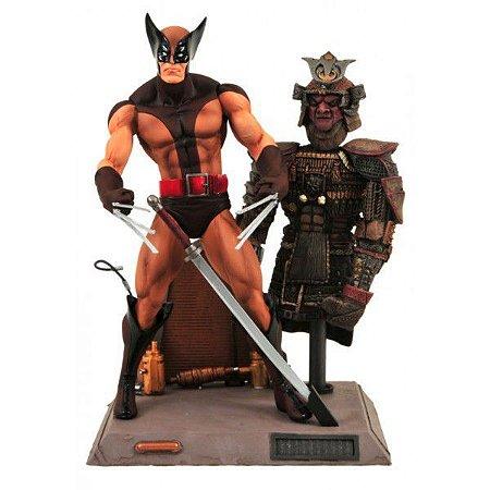 Dark Wolverine - Marvel Select - Diamond Select Toys