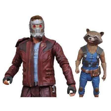 Star Lord - Marvel Select - Diamond Select Toys