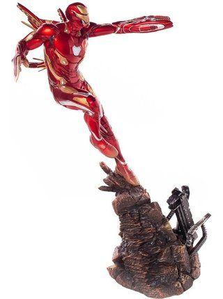 Iron Man Mark L 1/10 Bds Avengers: Infinity War Iron Studios