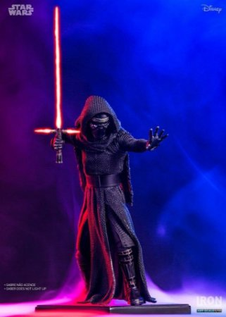 Star Wars- Kylo Ren-Iron Studios 1/10