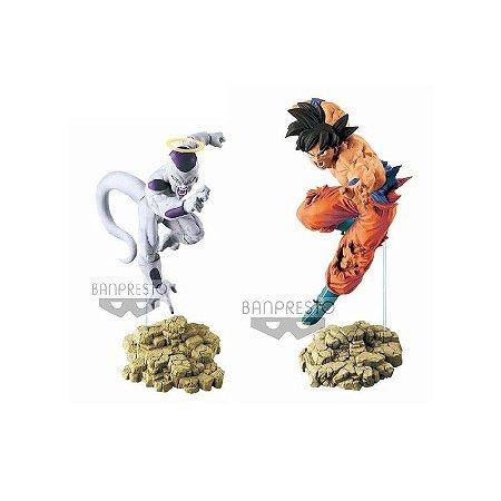 Goku + Frieza Dragon Ball Super Tag Fighters Banpresto