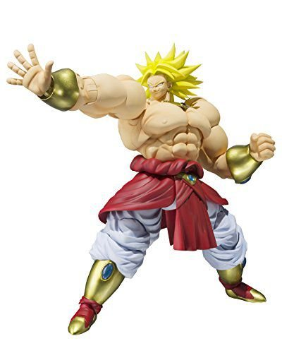 Shf Bandai Dragon Ball Z Broly