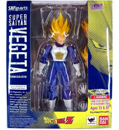 SHF - Dragon Ball Z - Super Saiyan Vegeta
