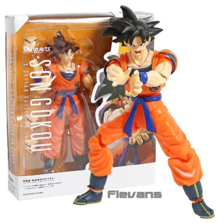 SHF - S.H.Figuarts Dragon Ball Z - Goku Saiyan